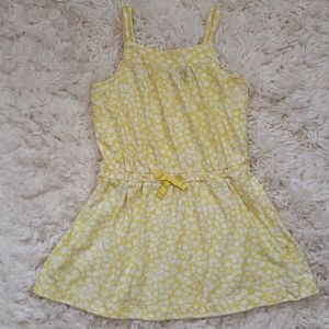 Cheery Gap Yellow Floral 🌼 Dress